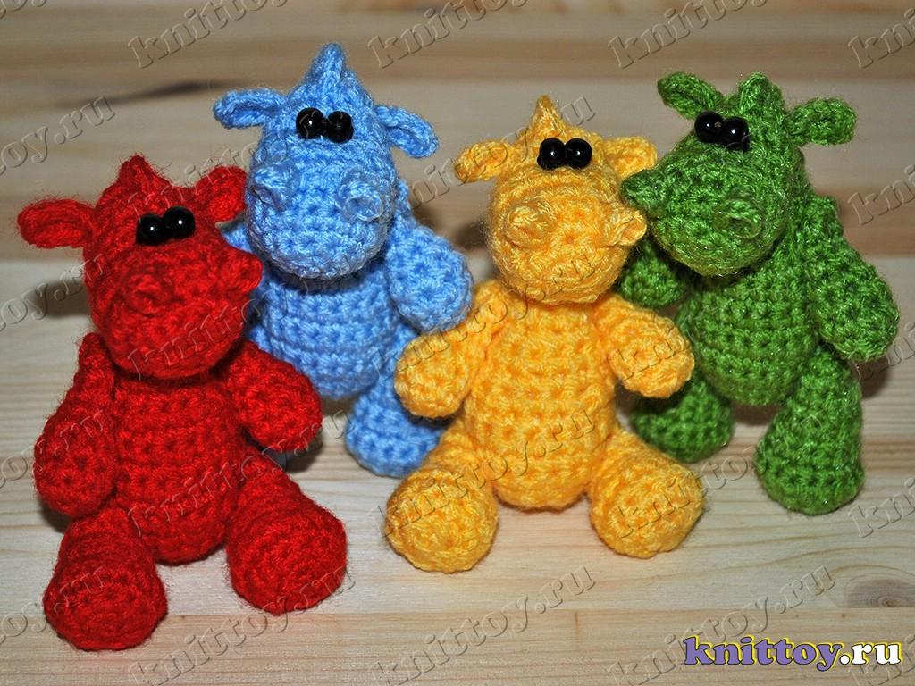 11.12.2011, 21:45. можно таких драконов навязать,описание скину на мыло. http://amigurumi.com.ua/forum/lofiversion...