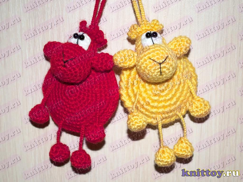 Амигуруми мк i вязание